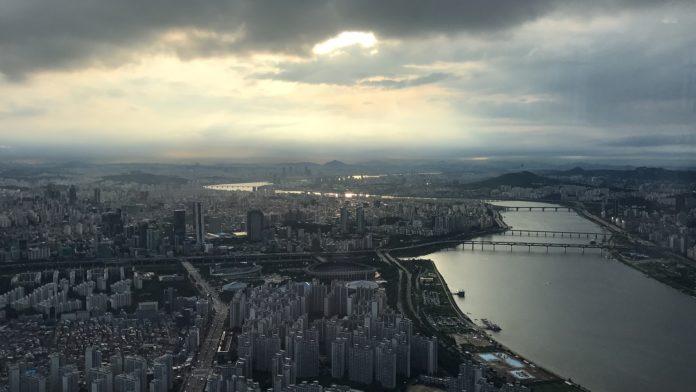 Großbanken Korea Kryptowährungen