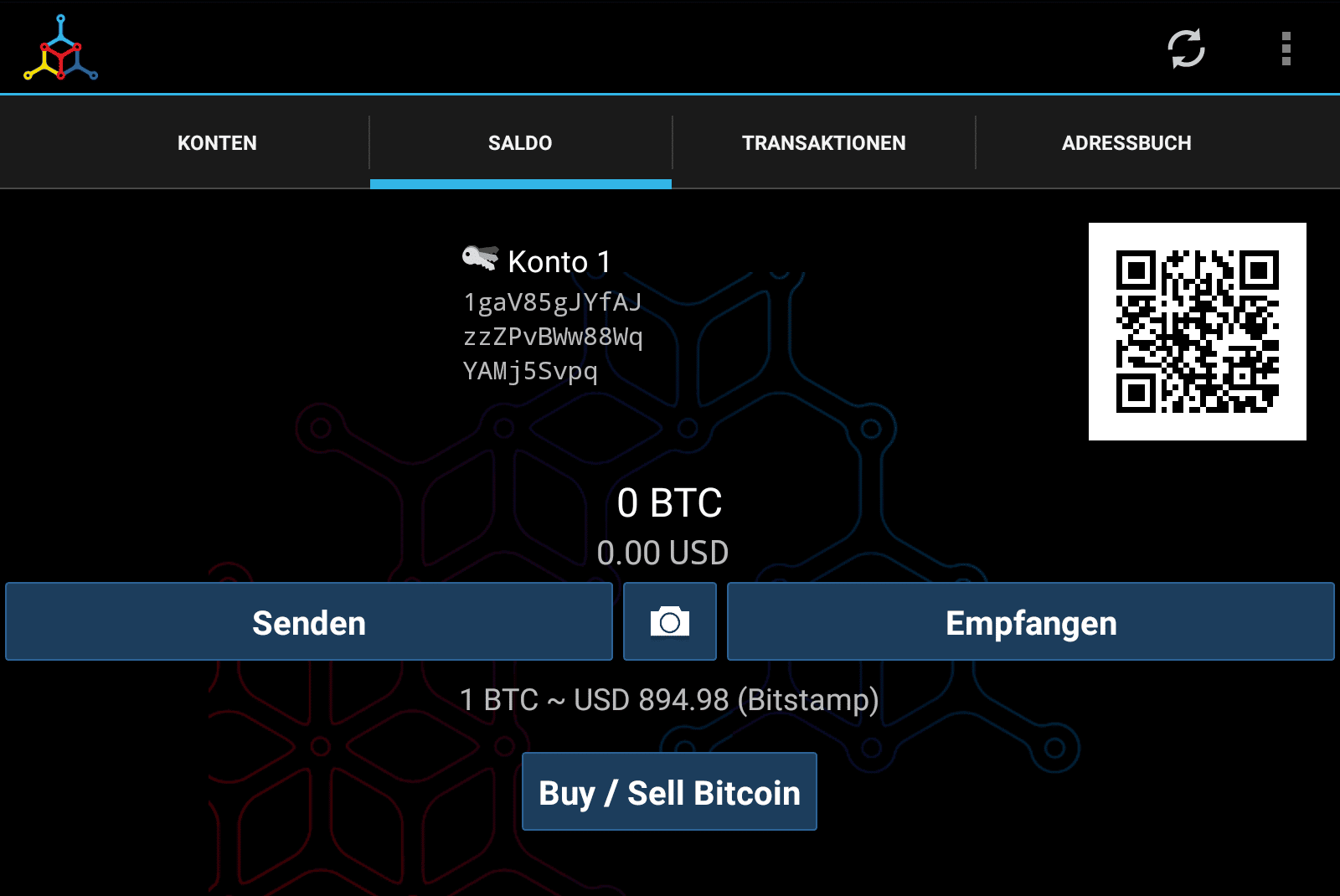 Bitcoin Android Wallet Mycelium