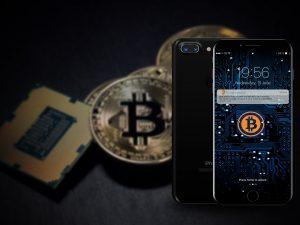 Smartphone Wallet - Aufbewahrung von Bitcoin auf dem Handy
