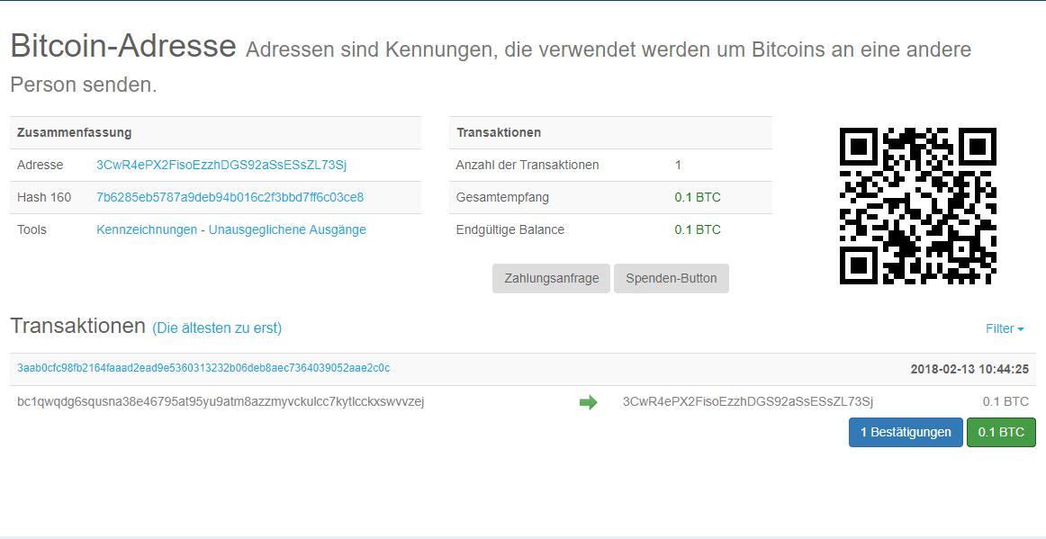 blockexplorer bitcoin