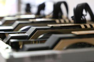 Bitcoin Mining als Hardware