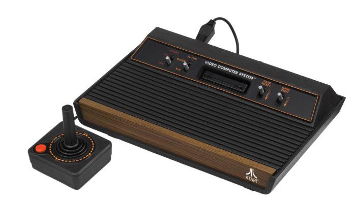 Videospielkonsole Atari