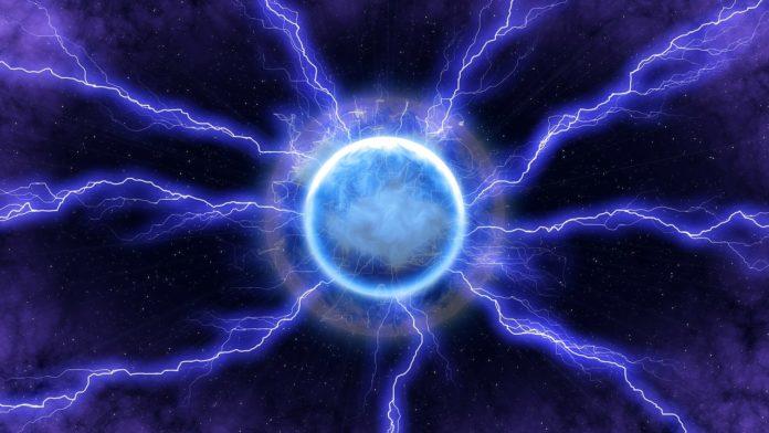 Netzwerk lightning