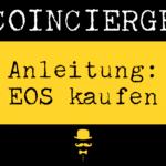 Anleitung Eos kaufen und verkaufen