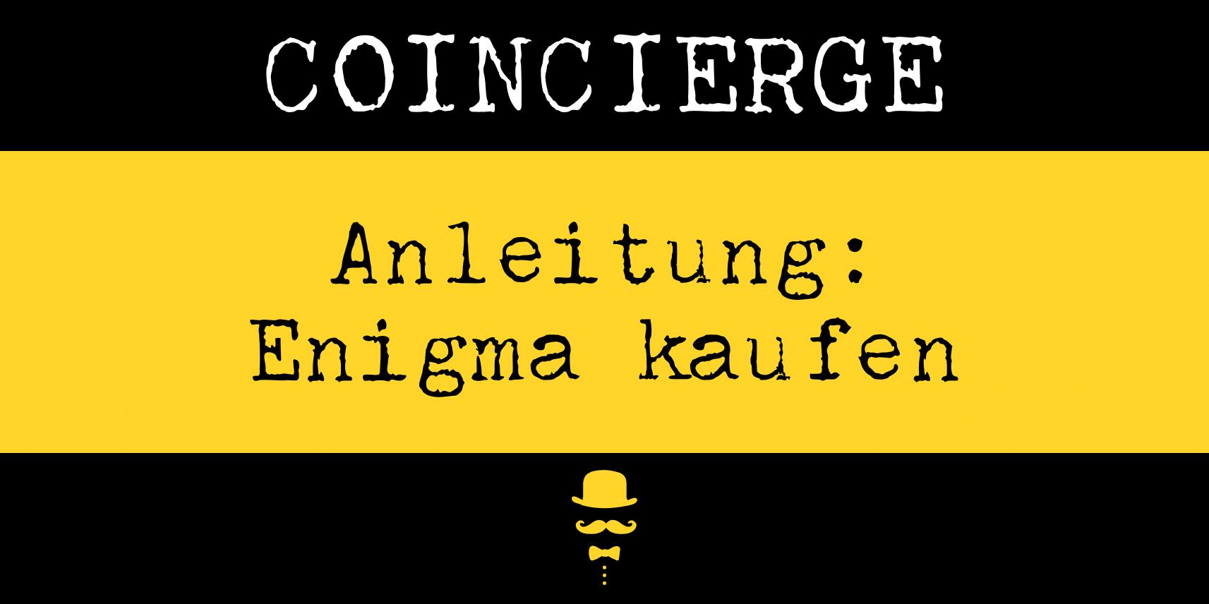Enigma Kaufen