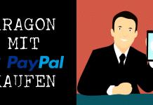 ANT mit PayPal kaufen