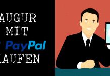 REP mit PayPal kaufen