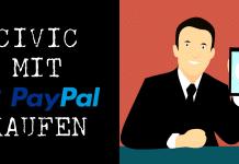 CVC mit PayPal kaufen