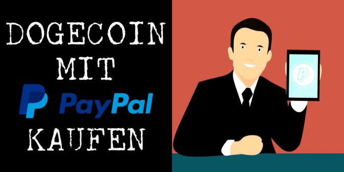 Dogecoin Kaufen Paypal