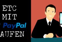 ETC mit PayPal kaufen
