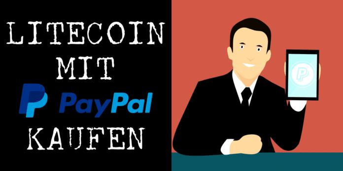 LTC mit PayPal kaufen