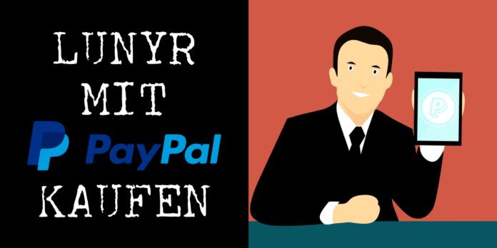 LUN mit PayPal kaufen