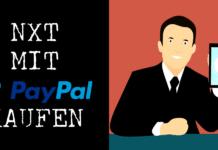 Anleitung: NXT mit PayPal kaufen
