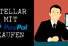 XLM mit PayPal kaufen