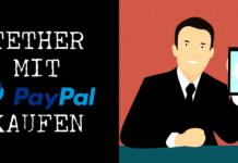 USDT mit PayPal kaufen