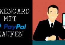 TKN mit PayPal kaufen