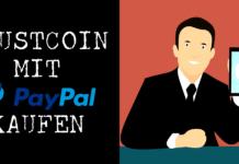 TRST mit PayPal kaufen