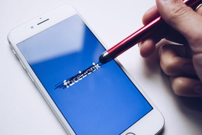 Facebook Kryptowährung-Werbung