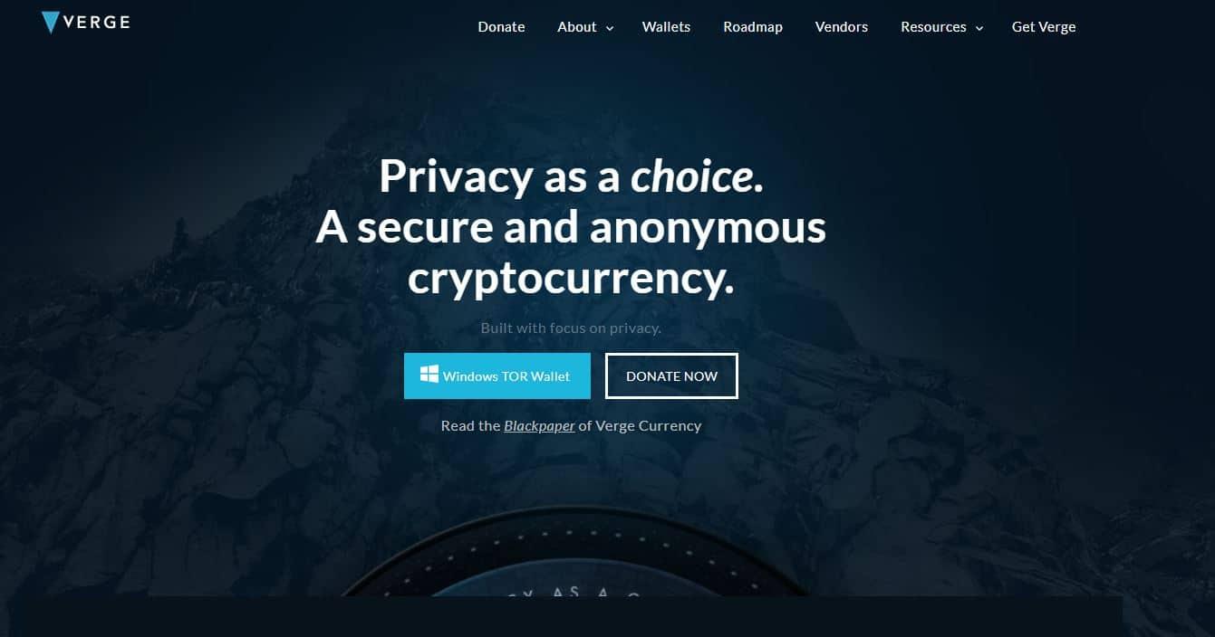 investieren sie in bitcoins? wie man in verge crypto investiert
