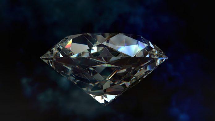 Diamanten Blockchain