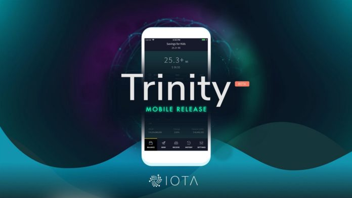 IOTA Trinity Wallet: Mobile Beta