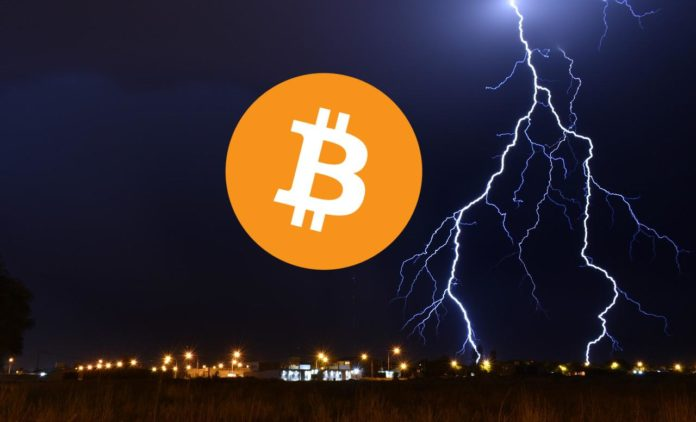 BTC Lightning Kapazität steigt um 68 % innerhalb eines Monats - Coincierge