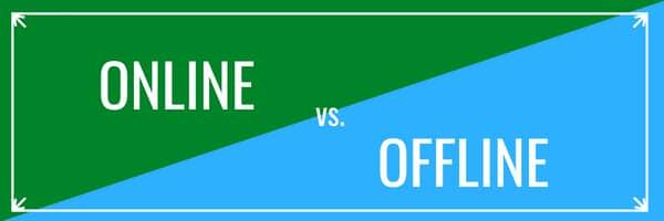 Ethereum kaufen: Online vs. Offline