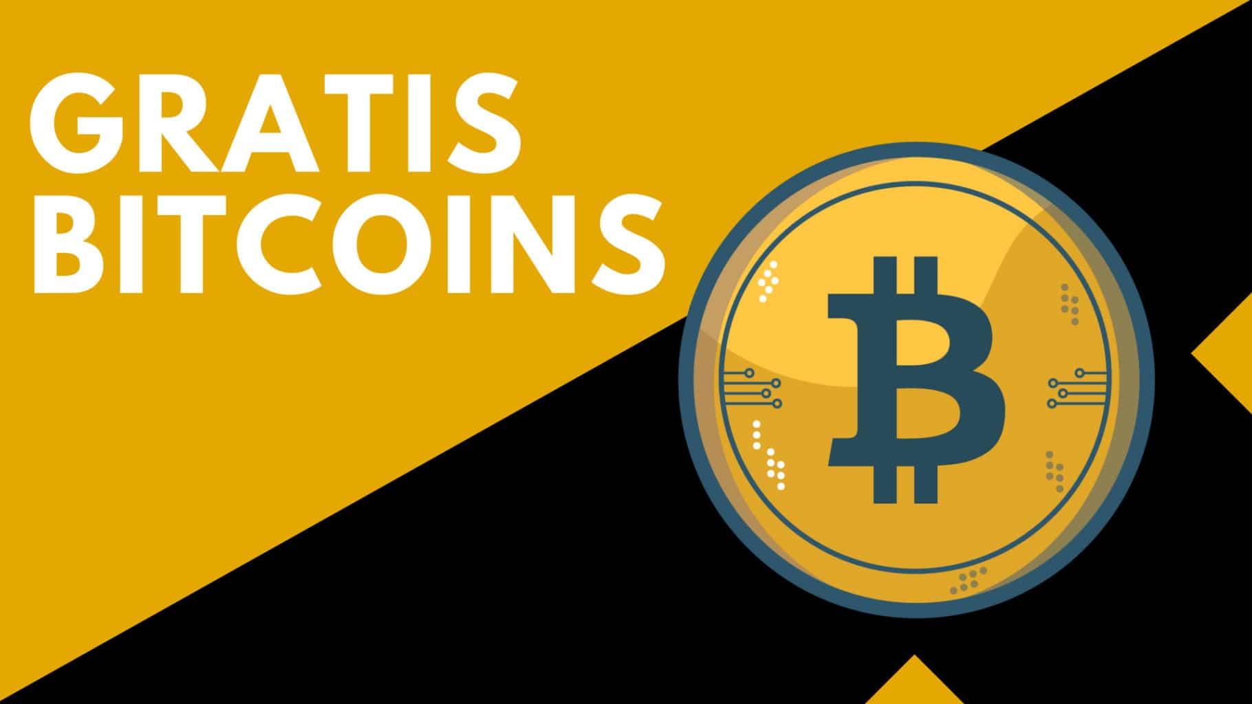 Gratis Bitcoins