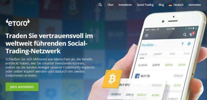 Gigant eToro startet eigene Bitcoin & Börse - Coincierge