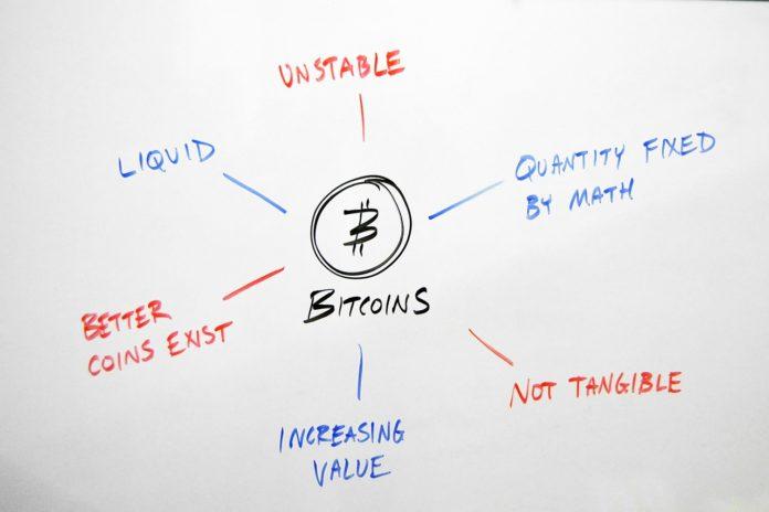 Bitcoin, ETH, EOS & Co. rückläufig - Altcoins vom Bärenmarkt starkt betroffen - Coincierge
