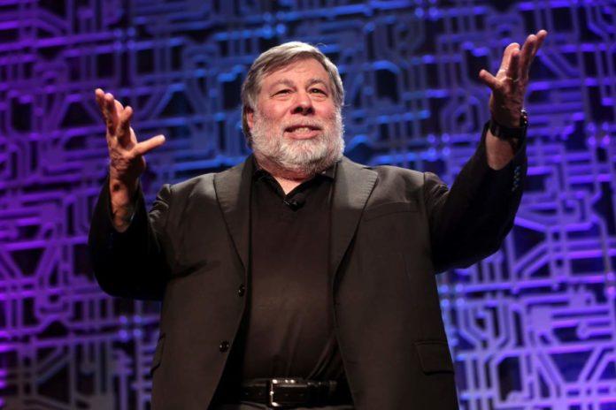 Apple Mitgründer Steve Wozniak von Bitcoin und Blockchain überzeugt