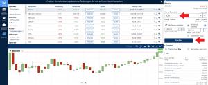 Bitcoin CFD einkaufen bei Plus500