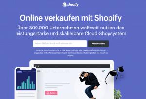 Der eigene Online Shop