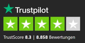 Nutzer Bewertung & Erfahrung bezüglich Anycoin.