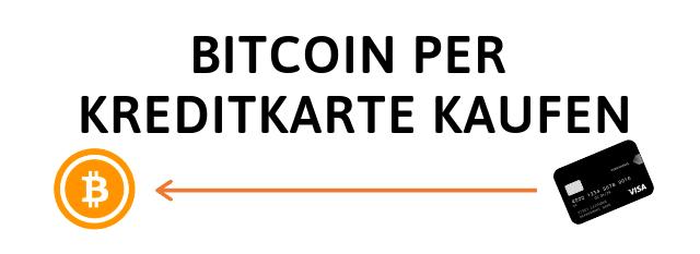 Ist es sicher, Bitcoin mit Kreditkarte zu kaufen