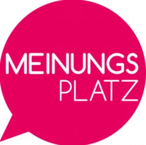 Meinungsplatz (Meinungs-Platz Logo)