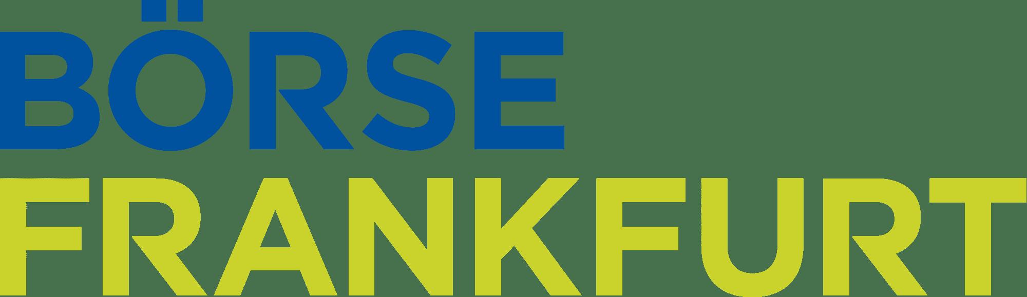 Börse Frankfurt Logo