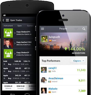 Finanz Apps - eToro App