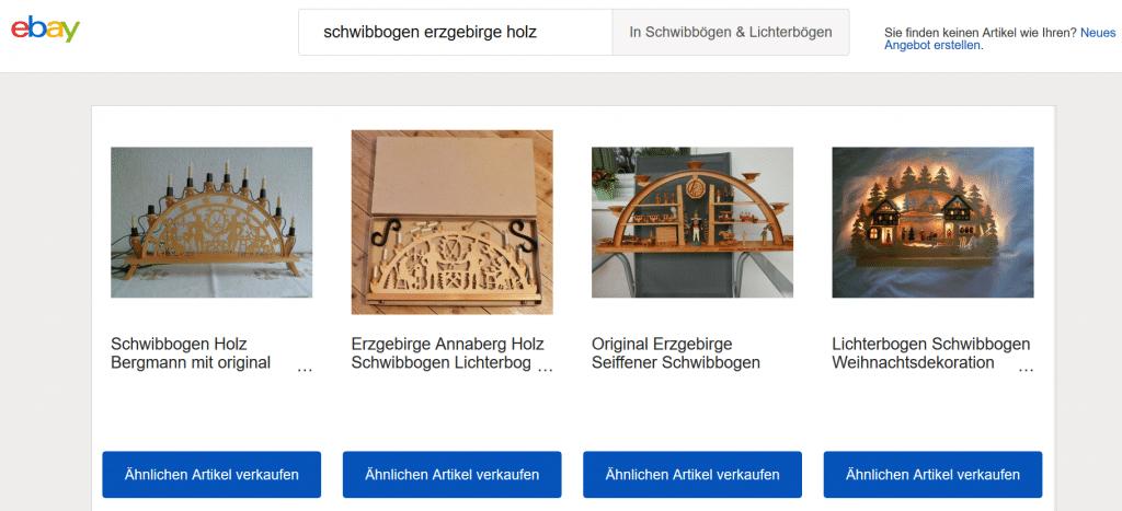 verkaufen bei ebay oder amazon