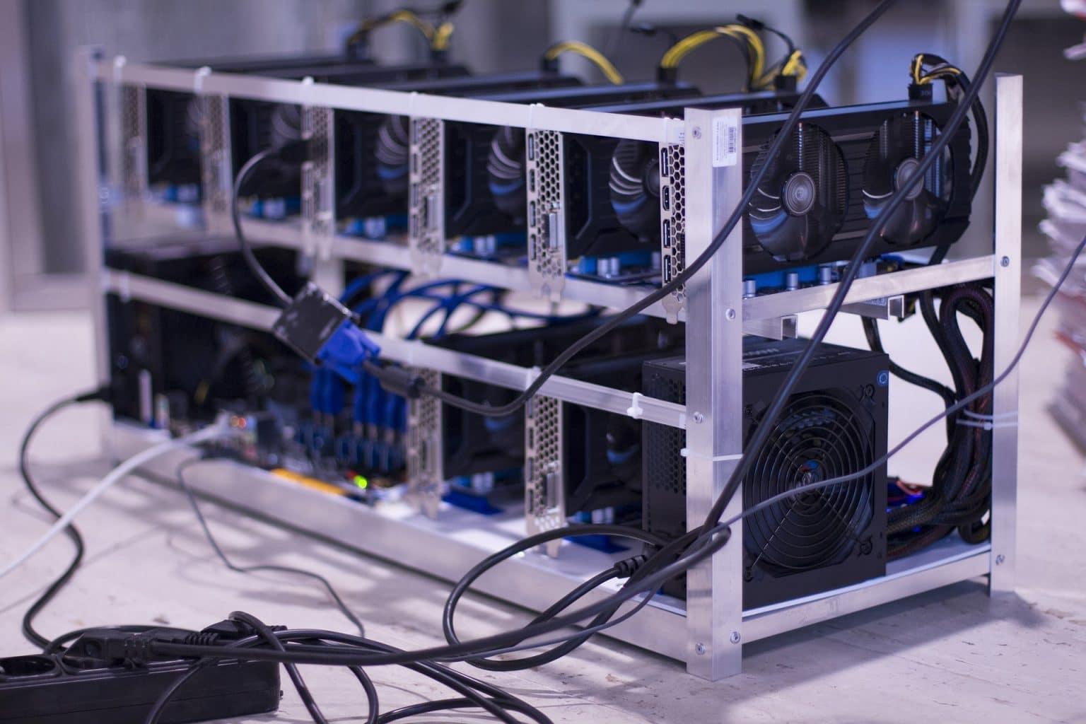 wie man ein bitcoin-millionär ist wie man einen gewinn mit einem bitcoin-mining-rig erzielt