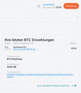 Bitcasino Anmeldung