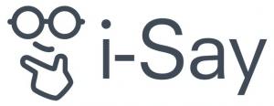 Ipsos I Say Logo