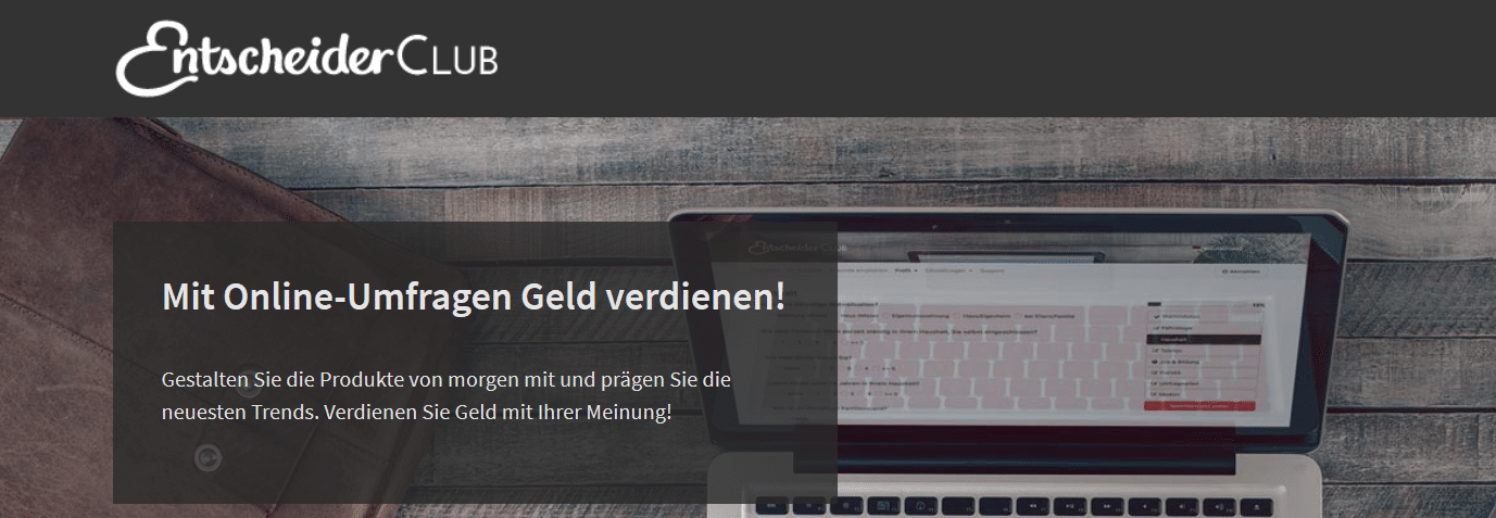 EntscheiderClub Webseite