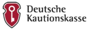 Deutsche Kautionskasse Logo