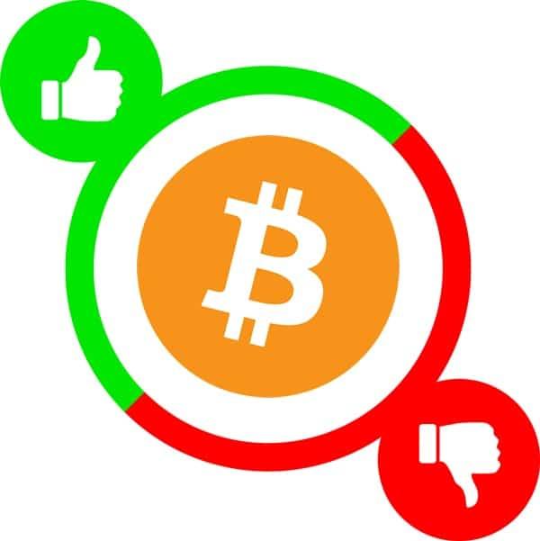Vorteile und Nachteile von Bitcoins
