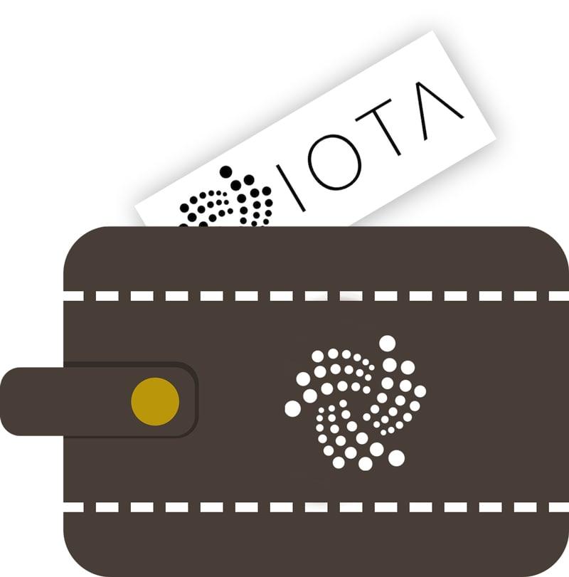 Das IOTA Wallet - Bestes Wallet hierfür ist das Light Wallet IOTA
