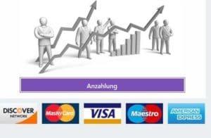 Immediate-Bitcoin-Einzahlung