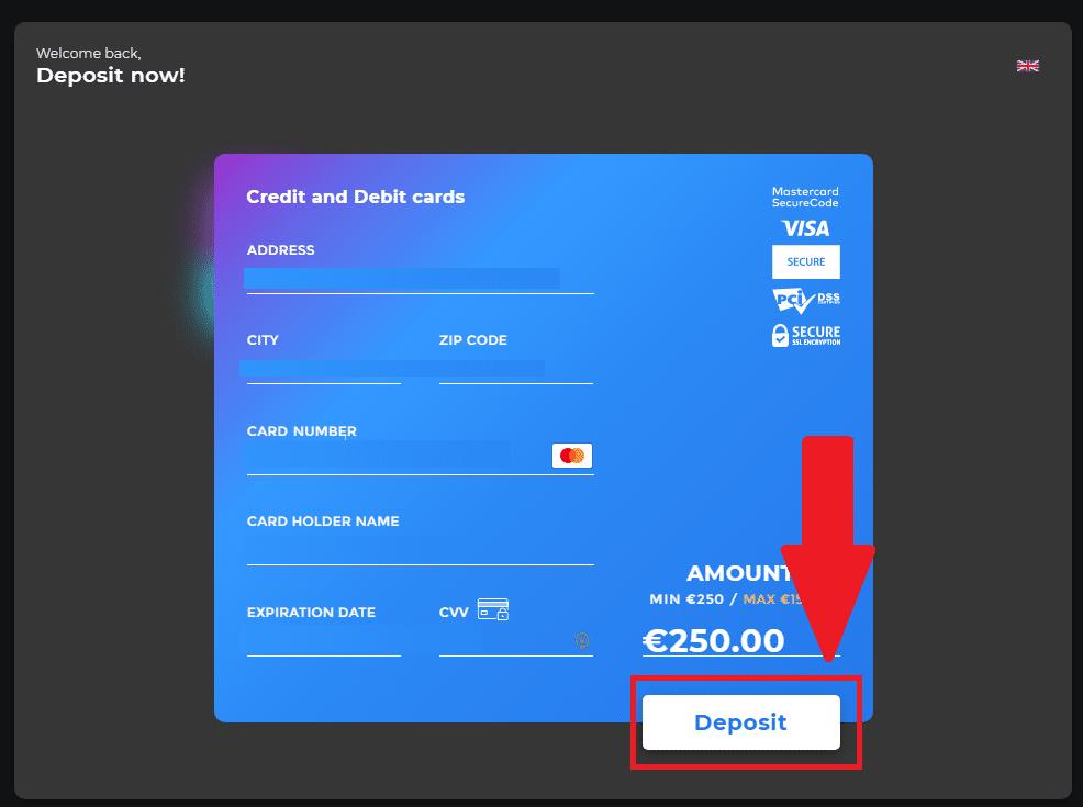 KapitalEU Deposit