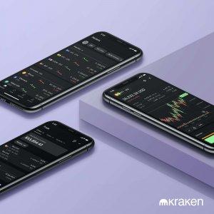 Kraken App Render iPhone