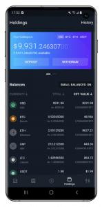 Bittrex App - 2